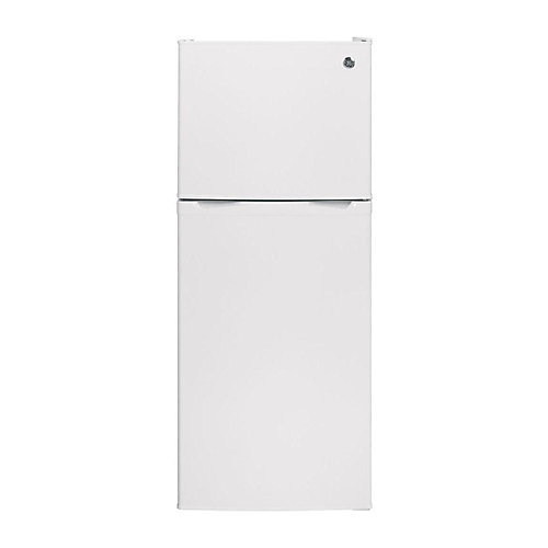 24-inch W 11.55 cu. ft. Top Freezer Refrigerator in White - ENERGY STAR®
