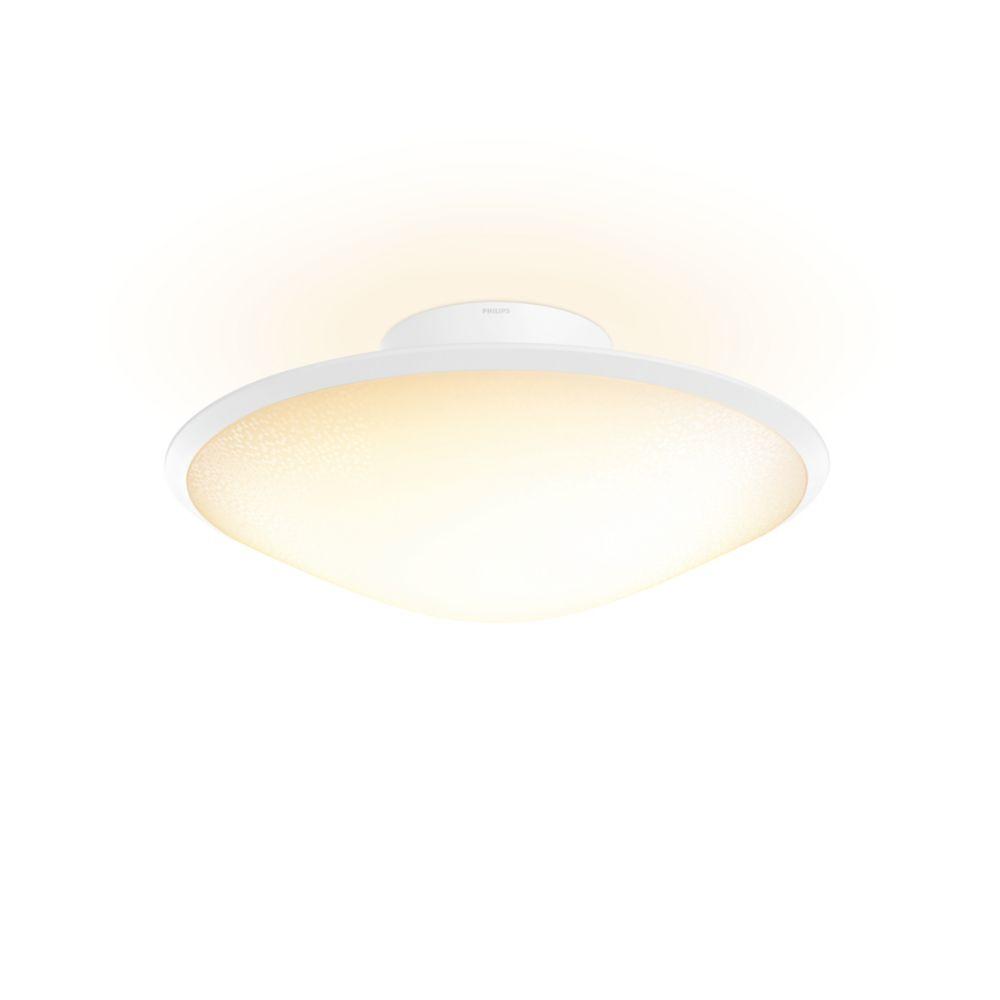 Hue Phoenix Ceiling Light, Opal White