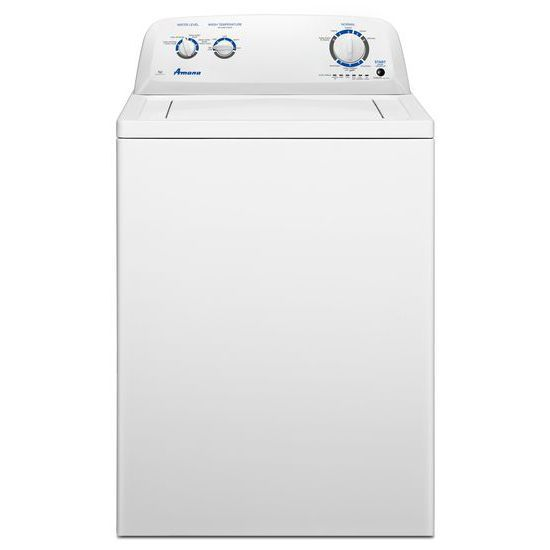 4.0 cu. Feet IEC Top-Load Washer with Dual Action Agitator
