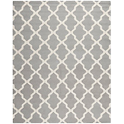 Safavieh Cambridge Giselle Silver / Ivory 8 ft. x 10 ft. Indoor Area Rug