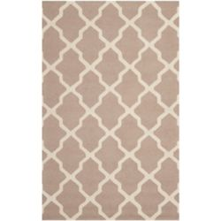 Safavieh Carpette, 5 pi x 8 pi, rectangulaire, havane Cambridge