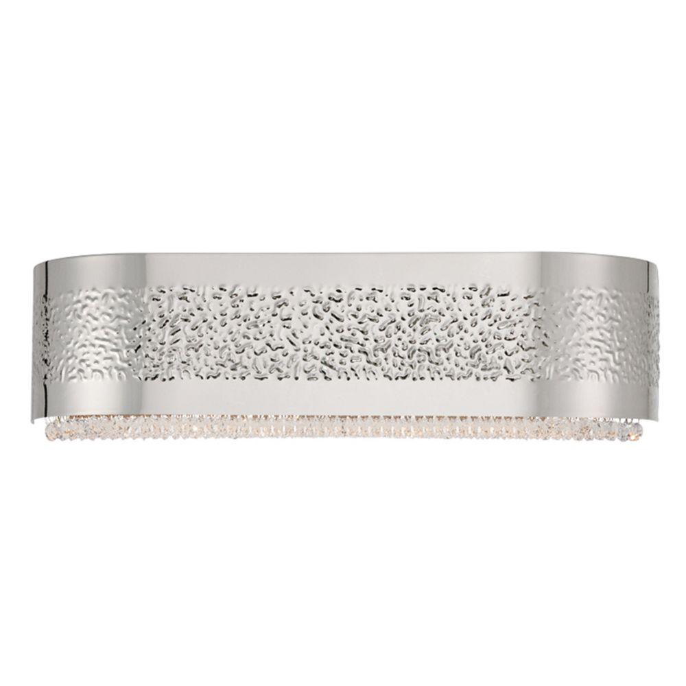 Cara Collection, 4-Light Satin Nickel Bathbar