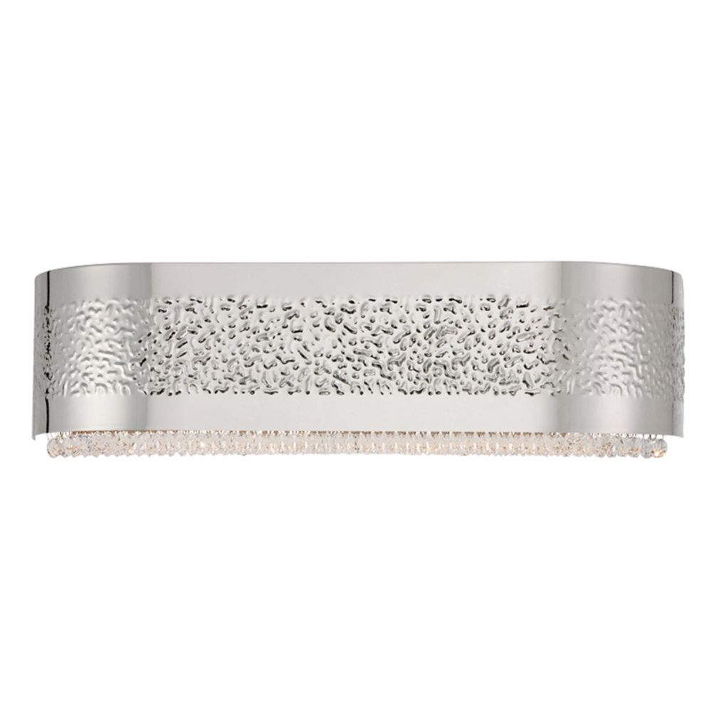 Eurofase Cara Collection, 4-Light Satin Nickel Bathbar