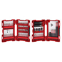 Shockwave Impact Duty Driver Bit Set (70-Piece)