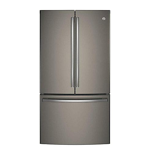 "36"""" 28.5 cu. ft. French Door Refrigerator in Slate - ENERGY STAR®"