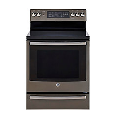 Inch Free Standing Electric Self Clean Convection Range with Warming Drawer