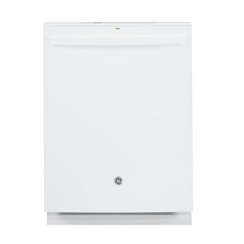 GE Lave-vaisselle encastré Blanc