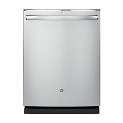 GE Lave-vaisselle encastré Acier inoxydable - ENERGY STAR®