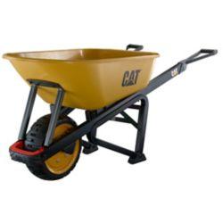 Cat 6 cu. ft. Steel Wheelbarrow