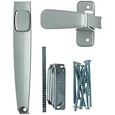 Heavy Duty Tie Down Push Button Handle, Aluminum
