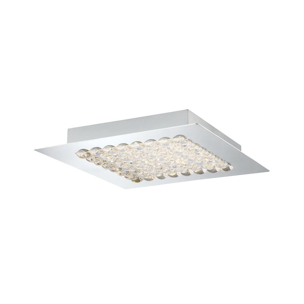 Denso Collection, 1-Light Large LED Chrome Surface Mount