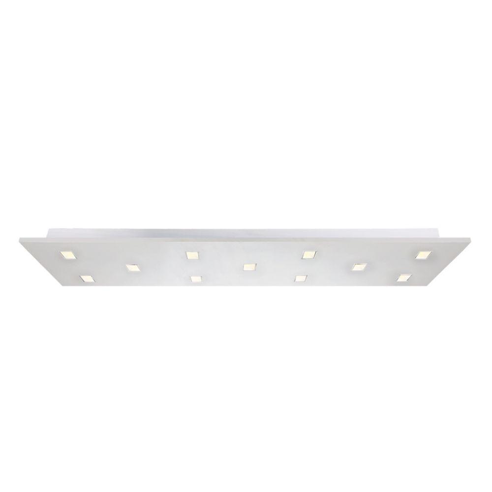 Kano Collection, 11-Light LED Aluminum Surface Mount