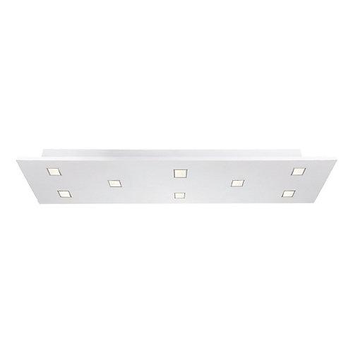 Kano Collection, 8-Light LED Aluminum Surface Mount