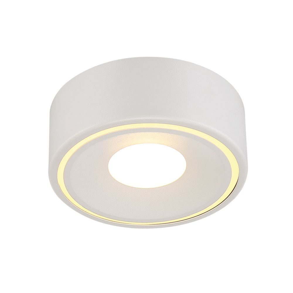 Stavro Collection, 1-Light LED White Surface Mount