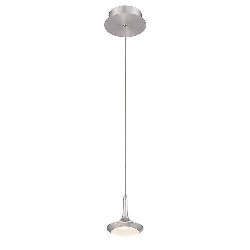 Knoll Collection, 1-Light LED Aluminum Pendant