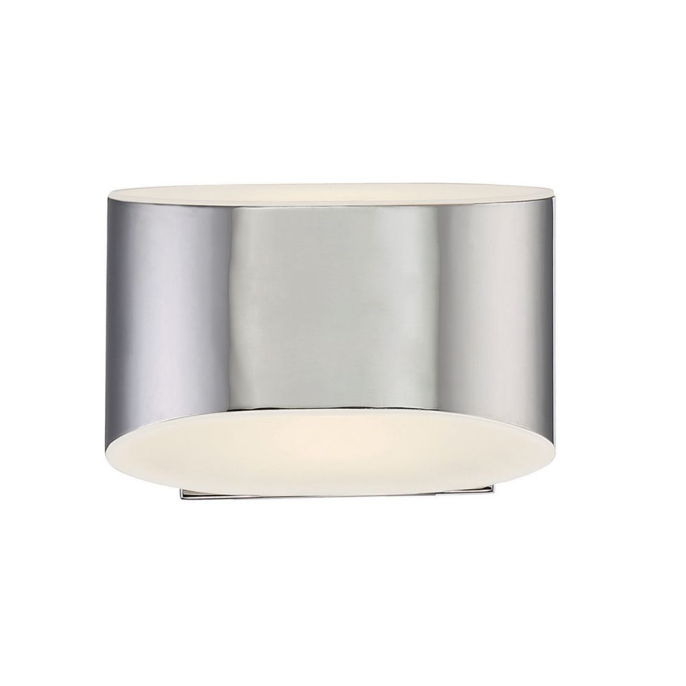 Arch Collection, 1-Light LED Chrome Wall Sconce