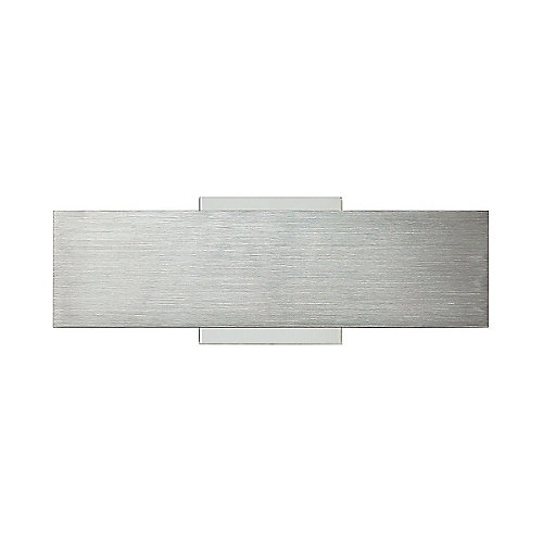 Expo Collection, 1-Light Small LED Aluminum Wall Sconce