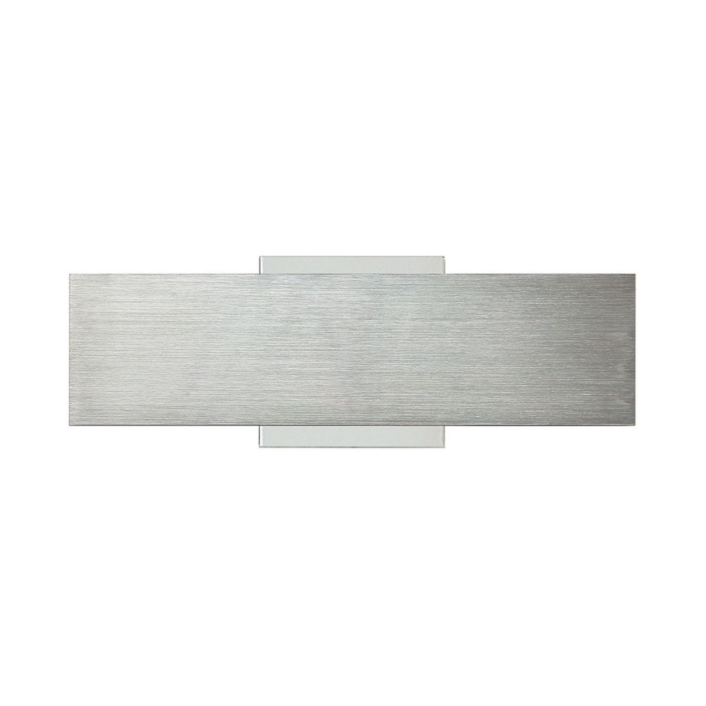 Eurofase Expo Collection, 1-Light Small LED Aluminum Wall Sconce