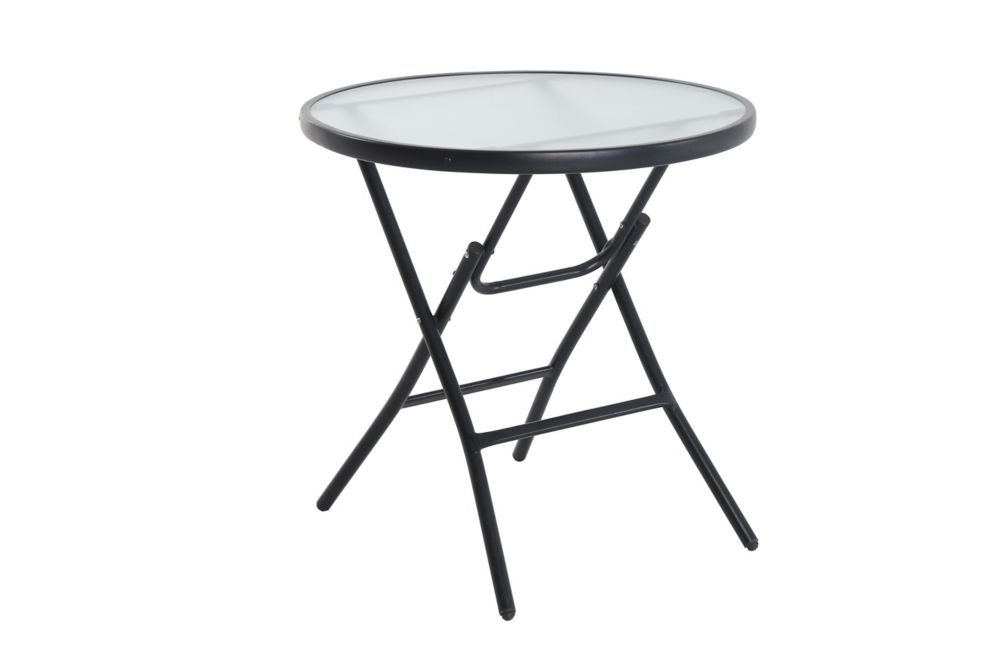 Hampton Bay 28-inch Folding Patio Bistro Table