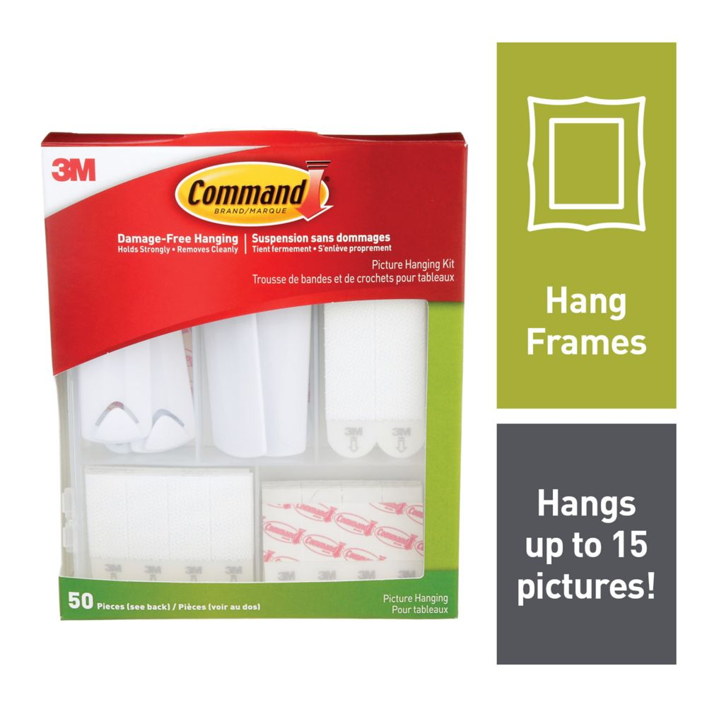 Command Picture Hanging Kit, 17213-EF
