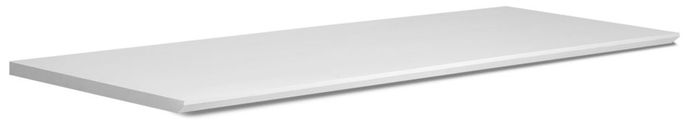 NewAge Products Home Bar 48  Inch W x 17  Inch D Countertop White