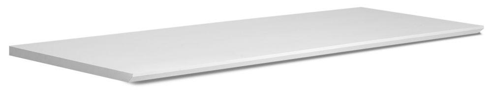 NewAge Products Bar de maison 48po (L) x 17po (l) Plan de travail blanc