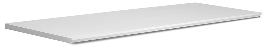 Home Bar 48-inch W x 17-inch D Countertop in White