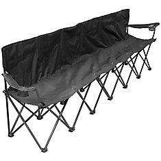 Six(6) Person Folding Bench