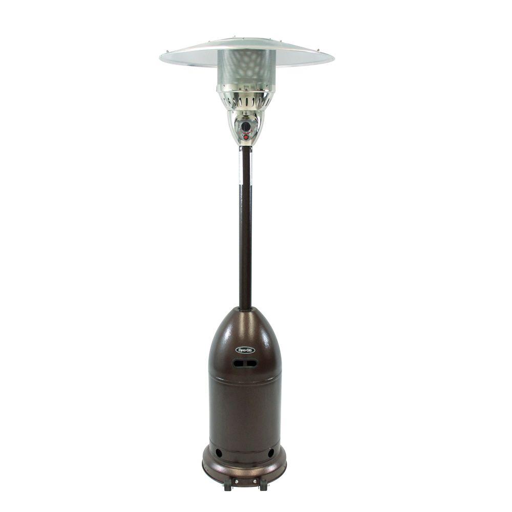 Dyna-Glo 48,000 BTU Patio Heater in Premium Hammered Bronze