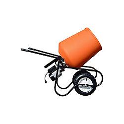 Advantage 3.5 Cu. ft. (100 Litre) 3/4 HP Direct Drive Portable Cement Mixer