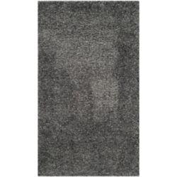 Safavieh Shag Felicia Dark Grey 4 ft. x 6 ft. Indoor Area Rug