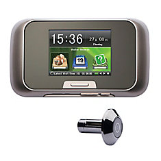 Security Door Viewer with Image and Video Capture