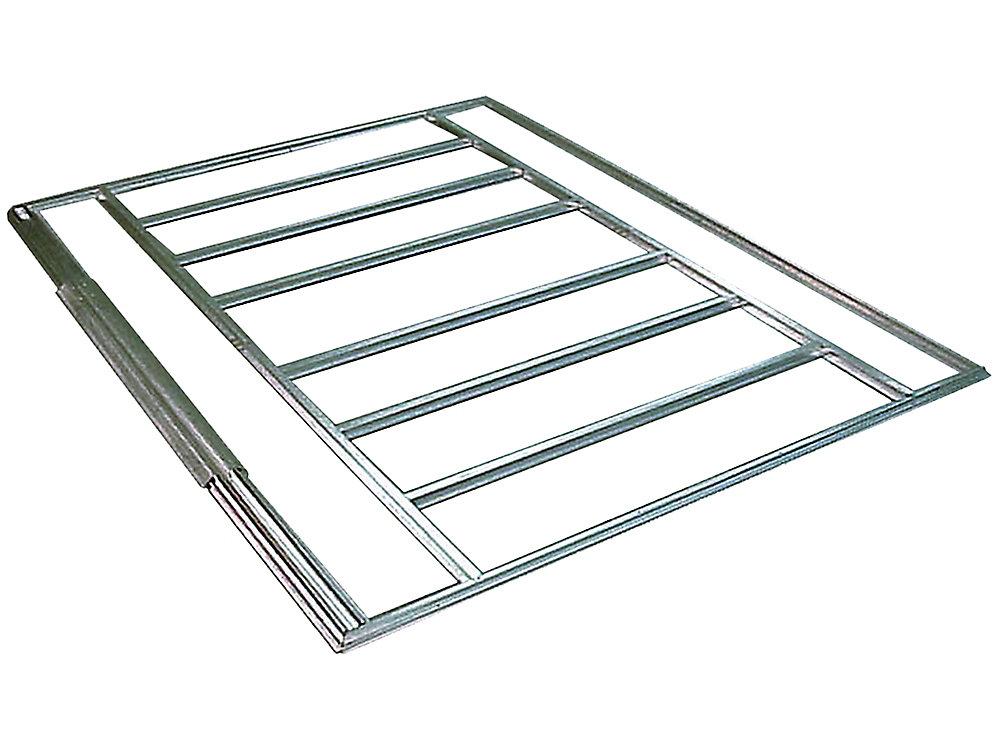 Euro-Lite Pent Window Shed Floor Frame Kit 6 x 4, 8 x 4, 10 x 4 Feet