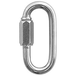 Everbilt 1/8 inch Stainless Quick Link - 2-Piece