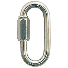 3/8 inch  Zinc-Plated Quick Link
