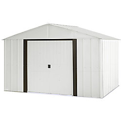 Arrow Arlington 10 ft. x 8 ft. Steel Storage Shed