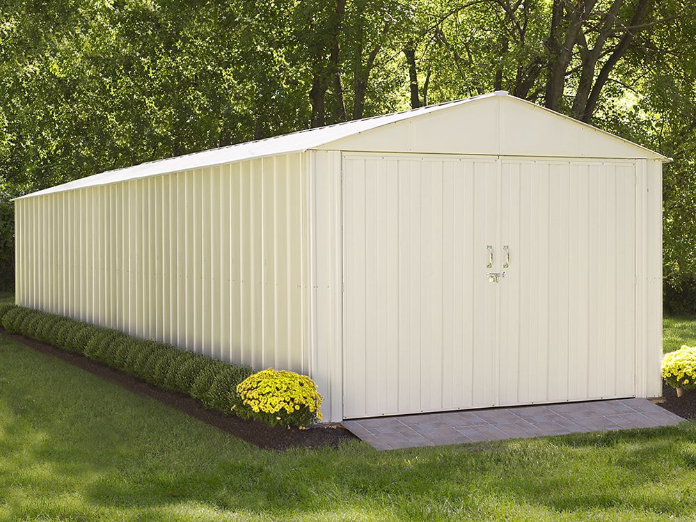 Commander Series Storage Building 10 x 30 Feet