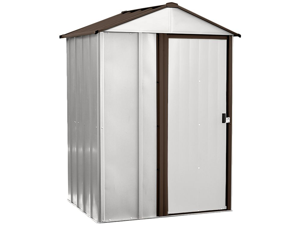 Newburgh Steel Storage Shed 5 x 4 Feet