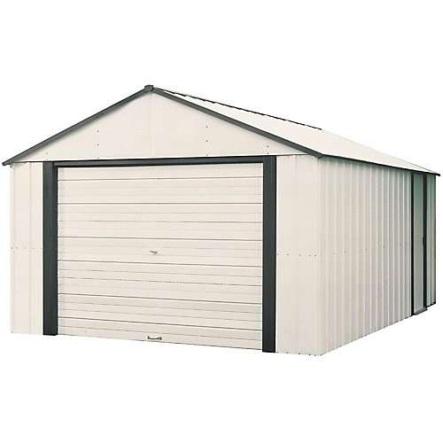 Vinyl Murryhill 12 ft. x 17 ft. Storage Building