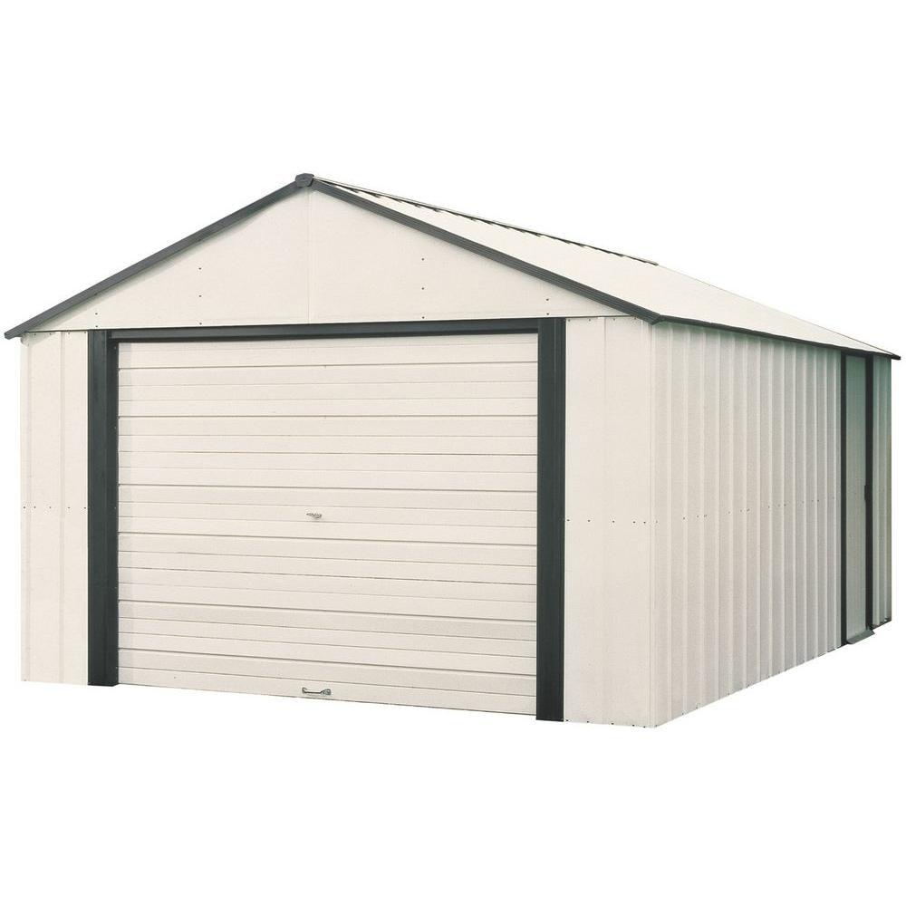 Vinyl Murryhill Storage Building 12 x 31 Feet