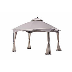 Bellagio Gazebo Replacement Canopy