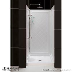DreamLine DreamLine QWALL-5 kit de parois arrière de la douche