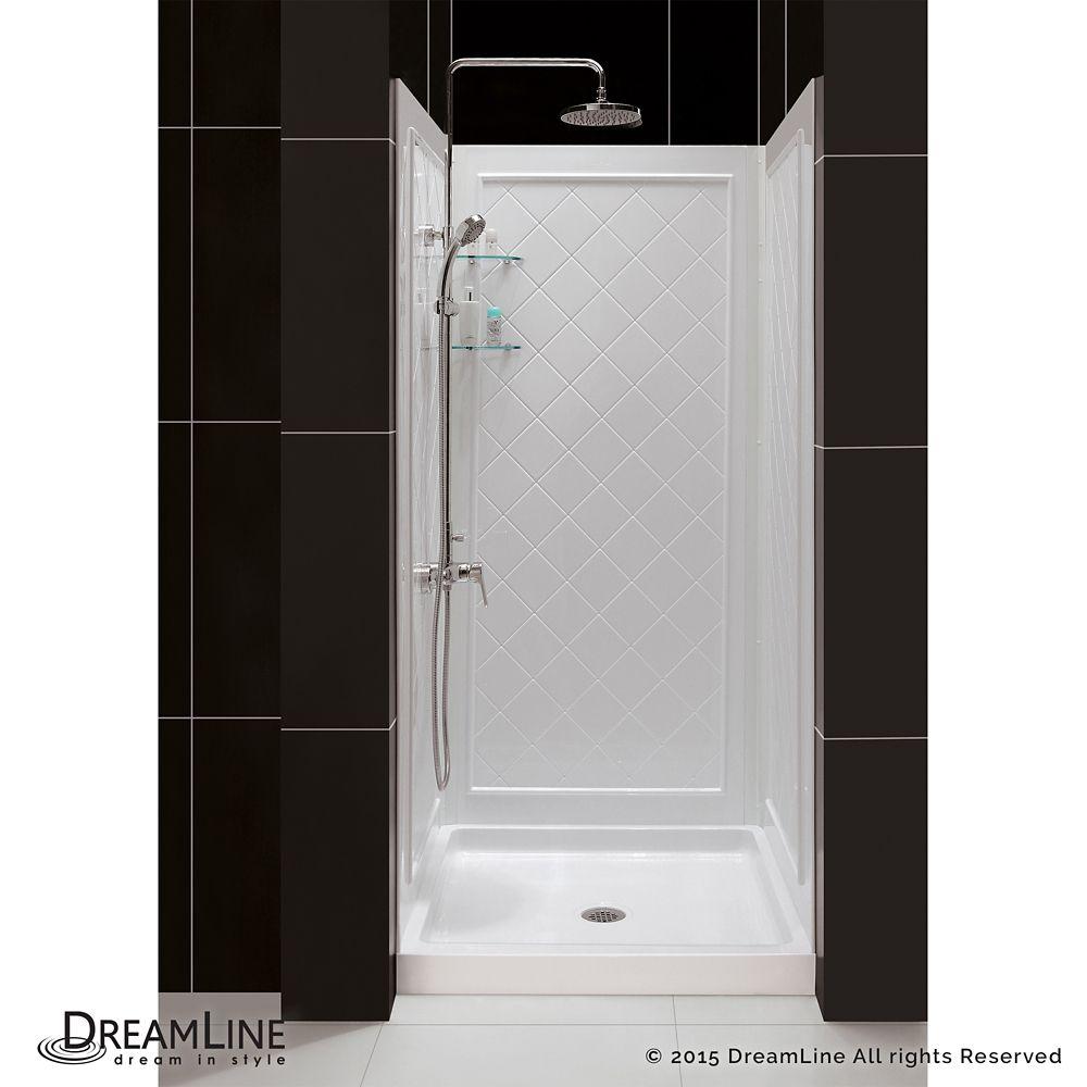 DreamLine QWALL-5 kit de parois arrière de la douche