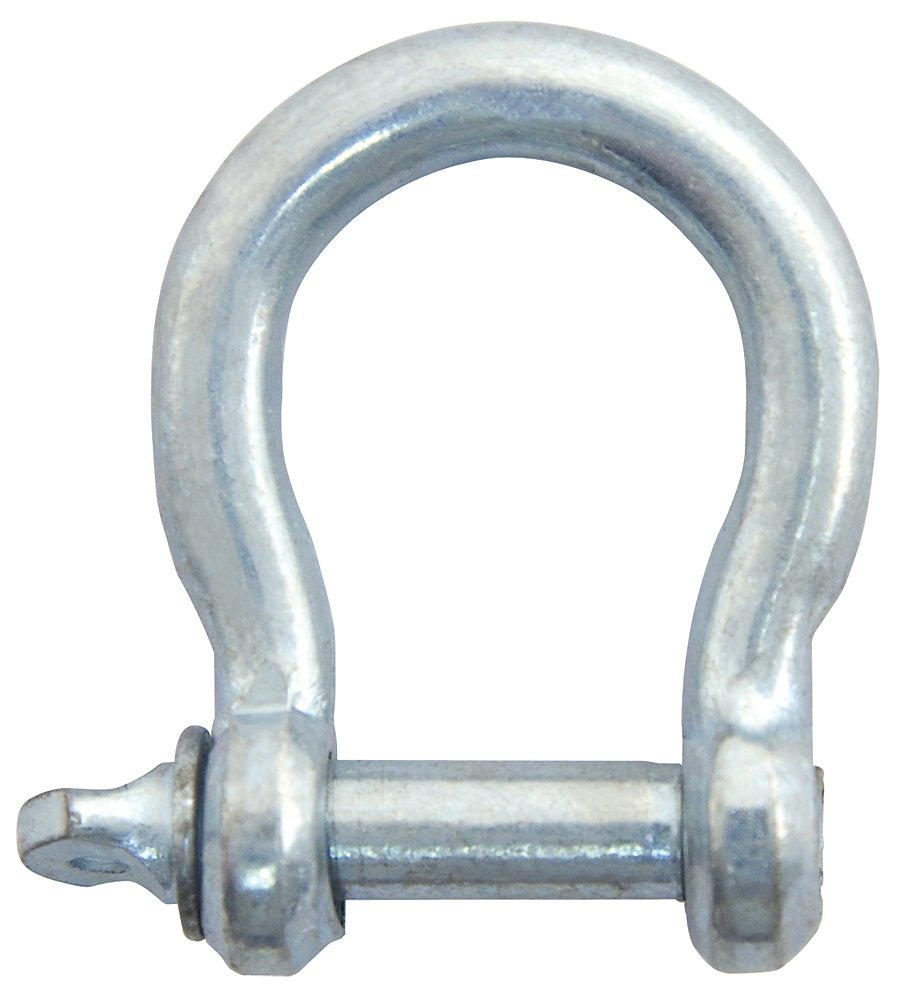 Everbilt 3/8 inch Stainless Steel Anchor Shackle | The Home Depot Canada