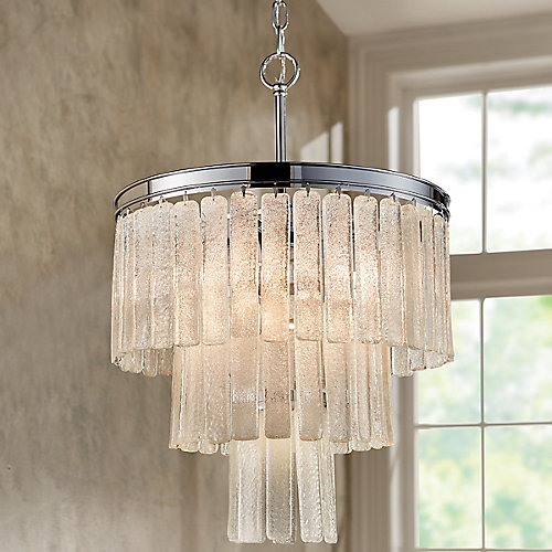Home Decorators 5 Light Pendant