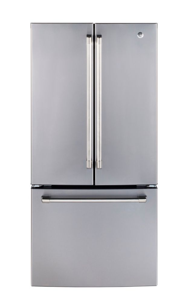 GE Cafe 24.8 Cu. Feet French Door Refrigerator with Internal Dispenser
