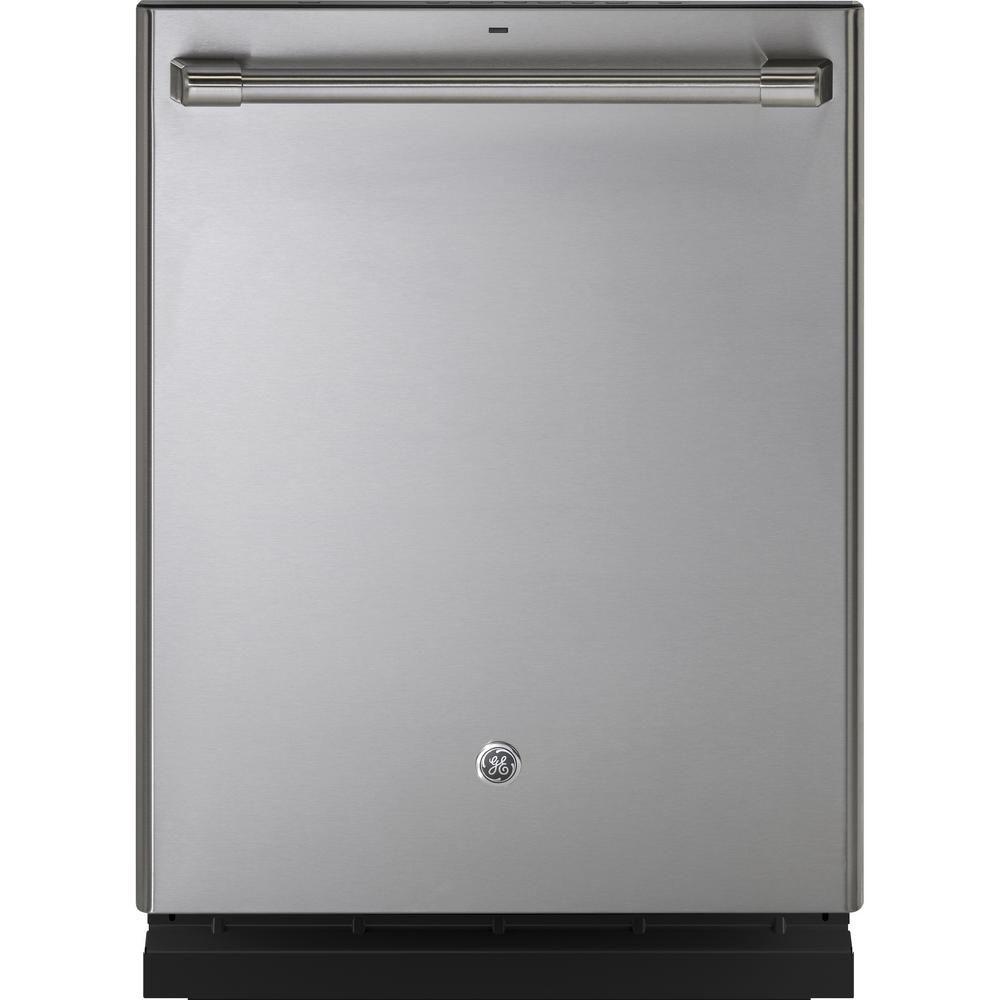 GE Cafe Lave-vaisselle encastré Acier inoxydable