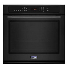 amana 27 inch single self clean electric built in oven the home depot canada. Black Bedroom Furniture Sets. Home Design Ideas