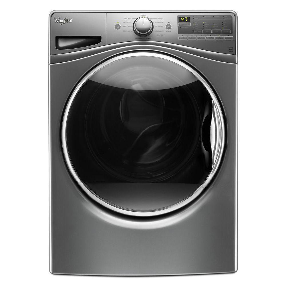 Laveuse à chargement frontal avec option TumbleFresh� - 5,2 pi cu du C.E.I.