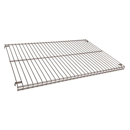 Home Decorators Collection 16-inch x 23-inch Wire Shelf in Champagne Nickel